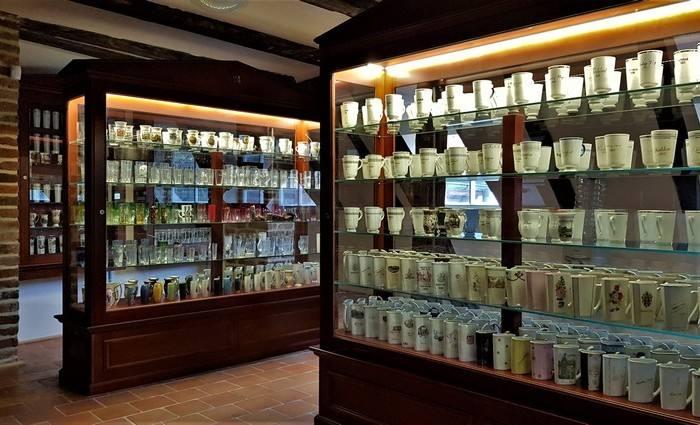 Muzeum kalíšků